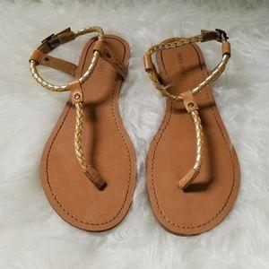 Nine West T-strap Sandals